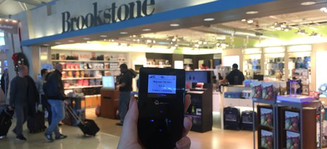 Brookstone Help International Travelers Save Big on Data Roaming Fees